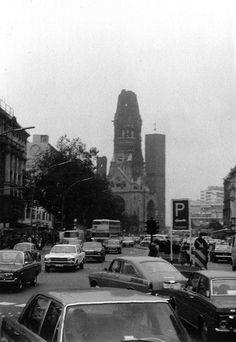 Berlin - Kurfürstendamm 1973