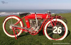 1911 Indian Tourist Trophy Racer