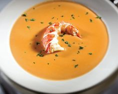 Crockpot Lobster Bisque