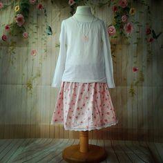 Pink ballet slipper skirt