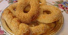Εξαιρετική συνταγή για Αφράτα και γρήγορα κουλούρια Θεσσαλονίκης. Εύκολα, αφράτα, γρήγορα, νόστιμα!!! Recipe by Μπαχαρούλης