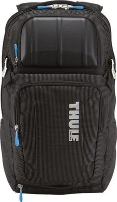 Amazon.com: Thule Crossover TCBP-217 Backpack for 17-Inch Ultrabooks/Macbook/Pro/Air Laptop and iPad (Black): Computers & Accessories