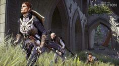 Dragon Age: Inquisition's Cassandra