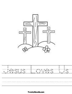 The Catholic Toolbox: Free Preschool Worksheets | Kid Ideas ...