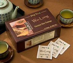 Wu-Long Tea - Teabags by Jing Tea