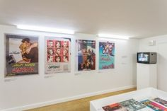 Tabish's Top 5 Art Exhibitions to see in London this week 5. Whose gaze is it anyway? @ ICA, Fox reading room