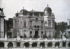 """Laurent ANTOINE """"LeMog"""" - World Expo Consultant: L'Autriche... à l'Exposition universelle de 1900 à..."""