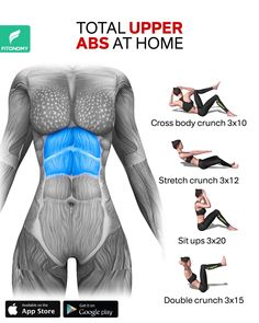 Fitness Workouts, Gym Workout Videos, Gym Workout For Beginners, Fitness Workout For Women, Muscle Workouts, Full Body Gym Workout, Oblique Workout, Butt Workout, Toned Abs Workout