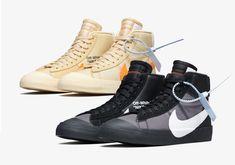 Nike Blazer x Off White  Grim Reaper     All Hallows Eve  - Preview. Nike  Blazer BlackAir Max 97White ... 161dd4cf4