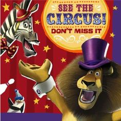 Madagascar 3 Lunch Napkins (16) Party Accessory by Hallmark. Save 8 Off!. $3.21. Red. Includes (16) themed lunch napkins. This is an officially licensed Madagascar 3 product.