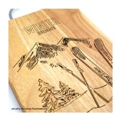 Online Katalog, Cutting Board, Diy And Crafts, Winter, Creative, Wooden Platters, Credenzas, Boards, Creative Ideas