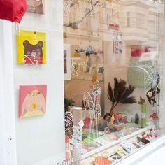 DIE BUNTIQUE - handmade concept store in Wien