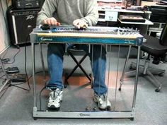 Pat Comeau - I can't help it if i'm still in love with you - Pedal Steel Guitar #3 sample - YouTube