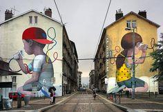 @seth_globepainter in Fontaine, Grenoble, France