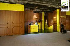 Light + Building 2014 Frankfurt – Innermost by Stone Designs