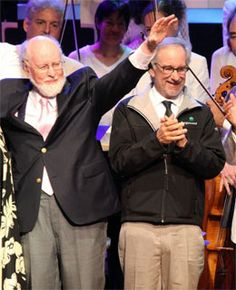 Concert John Williams compose pour Steven Spielberg. Le 15 mar 2013