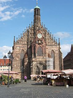 Attractive Nuremberg http://www.travelandtransitions.com/european-travel/