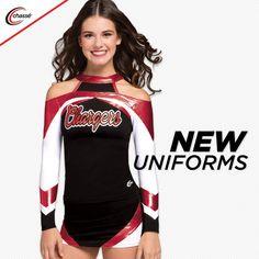 Chassé 2018 Uniforms! Cheerleading Uniforms, Team Wear, New Product, Collage, Wonder Woman, Superhero, Hot, Sports, Dresses