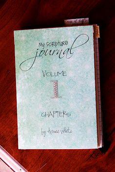 Scripture Journal Tutorial
