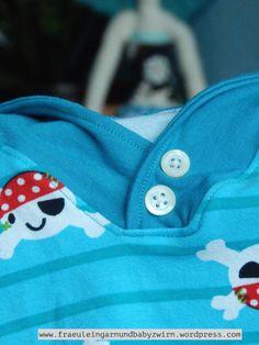 Babyzwirn hat ein neues Sommeroutfit! #Herzbube