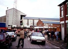 Nostalgic Pictures, Derby County, Bbg, Street View, Football, English, Soccer, Futbol, English Language