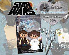 4x6 Han Solo Princes