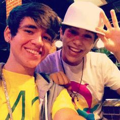 Alex and Austin