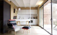Architect: Lluis Corbella, interior design by Anne Nijstad and Miklós Beyer, bulthaup kitchen project by Greek