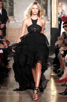 Emilio Pucci Spring 2011 Ready-to-Wear Fashion Show - Natasha Poly