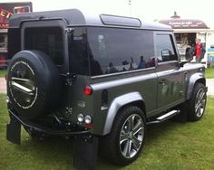 defender 90 | Landrover Defender Privacy Glass Conversion |