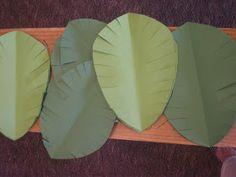 michelle paige: Palm Sunday Craft