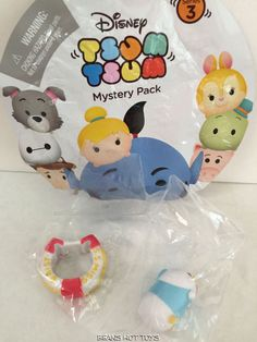 Disney Tsum Tsums *SERIES 3* Donald Duck Blind Bag #JAKKSPacific