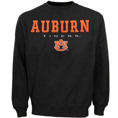 Auburn sweatshirt.