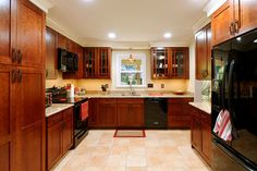 2017 wood kitchen cabinets cheap priced solid wood kitchen furnitures traditional kitchen island with storage White Kitchen Appliances, Cheap Kitchen Cabinets, Kitchen Countertops, Kitchen Island, Kitchen Backsplash, Solid Wood Kitchens, Black Kitchens, Home Kitchens, Kitchen Black