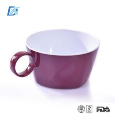 The plastic soup cup is durable, smooth, unbreakable stylish cups, and it perfect for any occasion. Also it gives an upscale feel and appearance.Dongguan Dexuan® Plastic Hardware Products Co., Ltd.'s Wholesale Large Plastic Soup Cupis 100% of PS / PP(polypropylene) raw materials, production of food-grade particles, without any industrial material or recycled material, toxic and