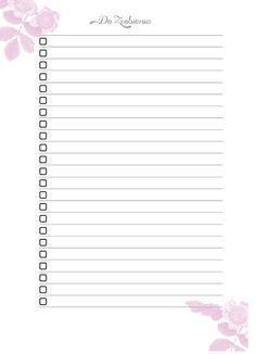 Lista rzeczy do zrobienia