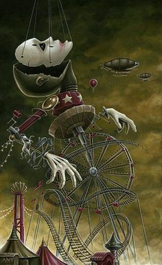 Surrealism and Visionary art: Anthony Clarkson Dark Fantasy Art, Fantasy Kunst, Arte Horror, Horror Art, Art And Illustration, Portrait Illustration, Art Illustrations, Fashion Illustrations, Creepy Art