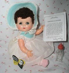 Yes, when I was a baby, there really was a Betsy Wetsy doll.