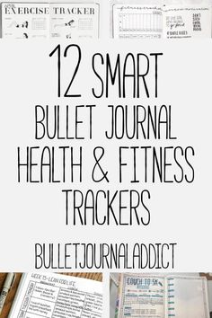 Bullet Journal Fitness Tracker - Health and Fitness Spreads To Keep You On Track - 12 Smart Bullet Journal Health and Fitness Trackers bulletjournal bujo bujolove spreads health fitness bujoideas bujoinspiration 29906785012734707 Bullet Journal Health, Bullet Journal Workout, Bullet Journal Tracker, Fitness Journal, Fitness Planner, Bullet Journal Layout, Bullet Journal Inspiration, Fitness Diary, Bullet Journals