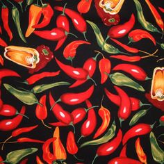 NTX Chilli Peppers 1/2 METRE