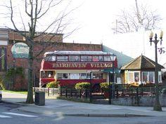 The Heart of Bellingham's Fairhaven's Neighborhood