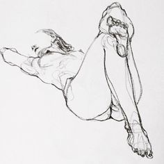 Unable to source artist so far Human Drawing, Gesture Drawing, Body Drawing, Drawing Poses, Life Drawing, Figure Sketching, Figure Drawing Reference, Figure Drawings, Anatomy Sketches