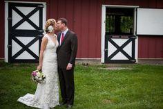 Wedding Barn Portraits