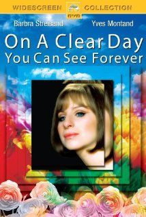 good old fashioned funny -- on a clear day you can see forever, Barbara Streisand, one of my favorites. Jack Nicholson, Old Movies, Great Movies, Larry, Barbara Streisand, Forever Movie, On A Clear Day, Instant Video, Film Music Books