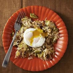 Brussels Sprout & Potato Hash - EatingWell.com