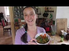 Pesto z lichořeřišnice - vynikající a zdravá varianta k omáčkám - YouTube