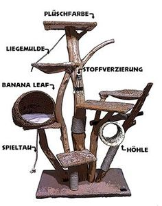 Kratzbaum Mehr You are in the right place about beautiful Cat Here we offer you the most beautiful pictures about the tabby Cat you are looking for. When you examine the Kratzbaum Mehr. Cat Exercise Wheel, Cat Tree House, Diy Cat Tree, Cat Towers, Gatos Cats, Cat Enclosure, Cat Condo, Pet Furniture, Scratching Post