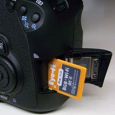Eye-Fi Pro X2 Wireless Flash Memory Card - $80
