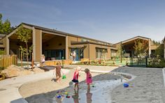 Early Childcare Center, Mt. Hood Community College | Mahlum