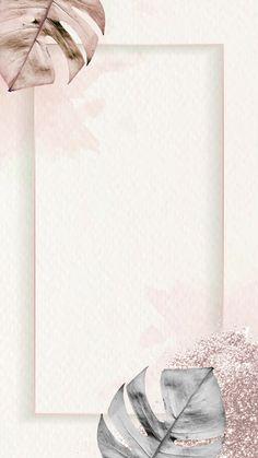 Leaves Wallpaper Iphone, Gold Wallpaper Background, Framed Wallpaper, Leaf Background, Flower Wallpaper, Background Patterns, Wallpaper Backgrounds, Glitter Wallpaper, Iphone Backgrounds